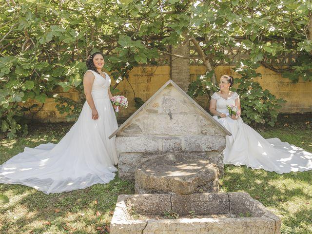 La boda de Fernanda y Maria en Naveces, Asturias 29