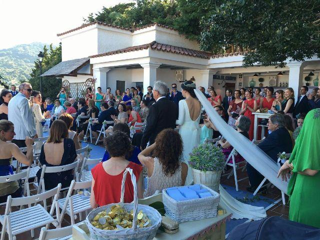 La boda de Pedro y Luz en Algeciras, Cádiz 2
