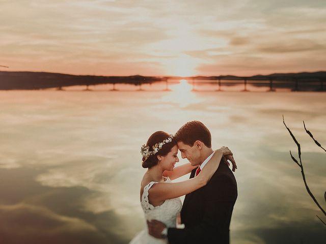 La boda de Virginia y Emilio