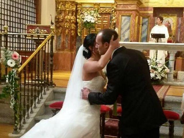 La boda de Miguel  y Catalina  en Alba De Tormes, Salamanca 3