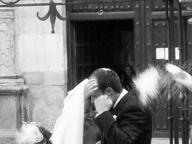 La boda de Miguel  y Catalina  en Alba De Tormes, Salamanca 4