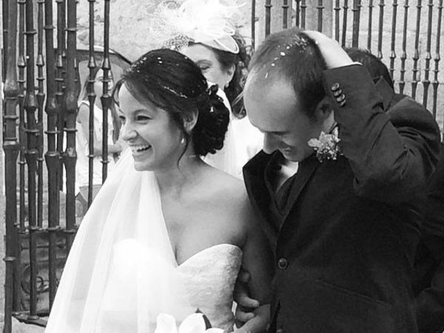 La boda de Miguel  y Catalina  en Alba De Tormes, Salamanca 5