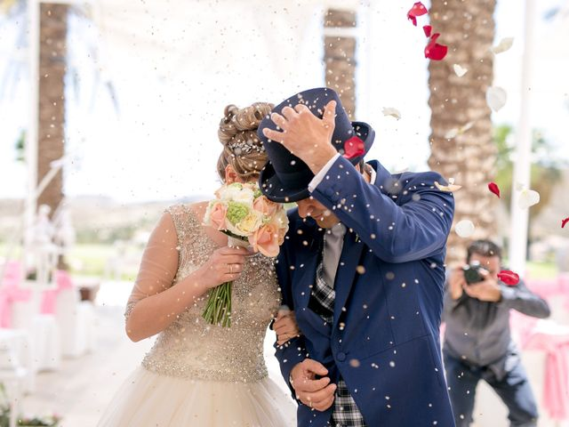 La boda de José Ramon  y Catiana  en Vera, Almería 6