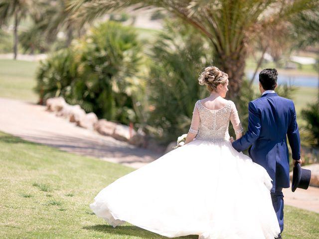 La boda de José Ramon  y Catiana  en Vera, Almería 9