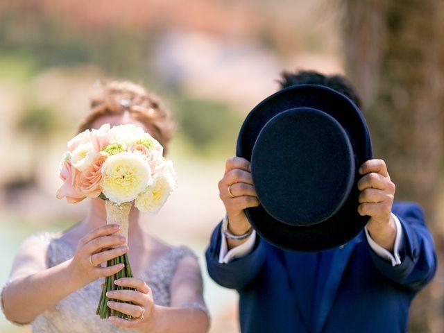 La boda de José Ramon  y Catiana  en Vera, Almería 1