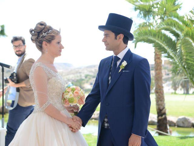 La boda de José Ramon  y Catiana  en Vera, Almería 10