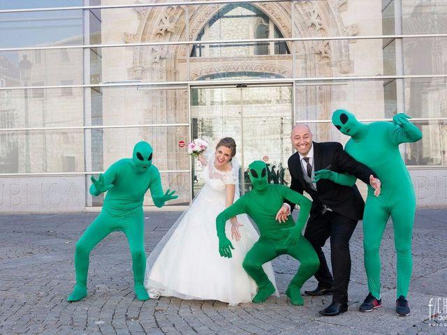 La boda de David y Verónica en Burgos, Burgos 7