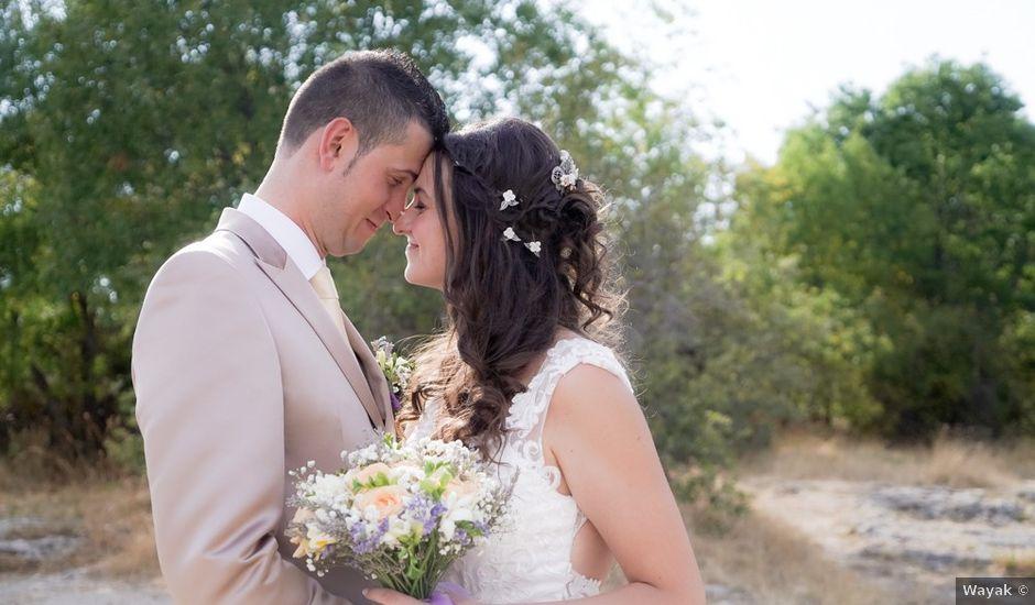 La boda de Juan Francisco y Nuria en Pinilla Del Valle, Madrid