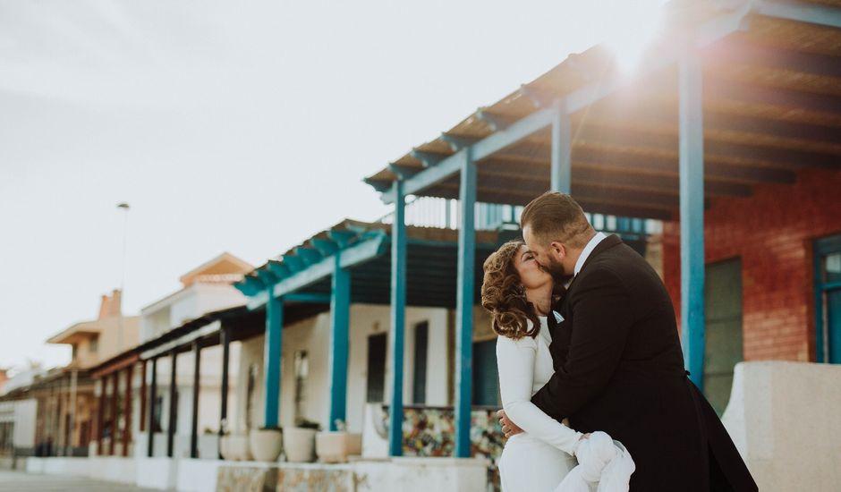 La boda de Dani y Laura  en Cartagena, Murcia