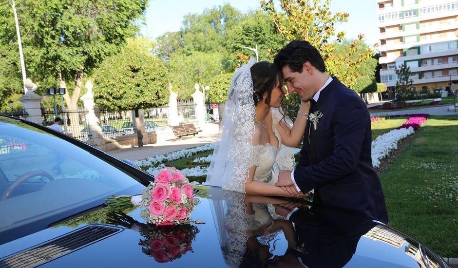 La boda de Marcos y Nati en Albacete, Albacete