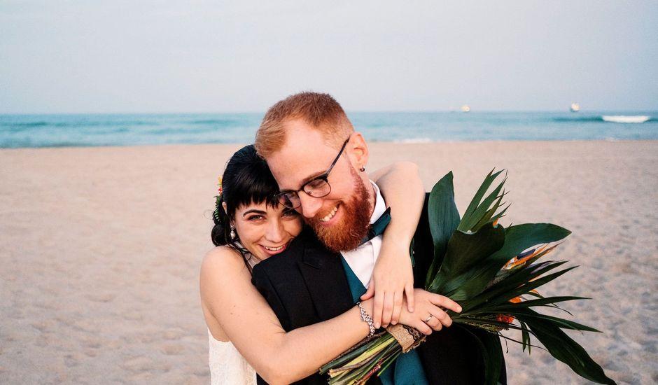 La boda de Dani y Cuca en Valencia, Valencia