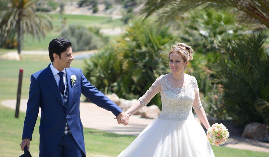La boda de José Ramon  y Catiana  en Vera, Almería