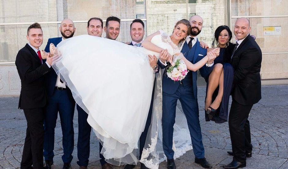La boda de David y Verónica en Burgos, Burgos