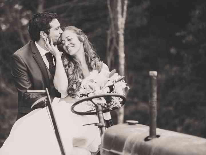 La boda de Merce y Javi