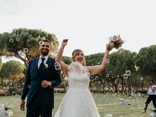 La boda de Mireya y Javier