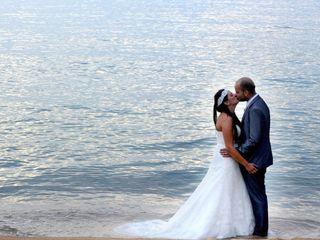 La boda de Natalia y Franc