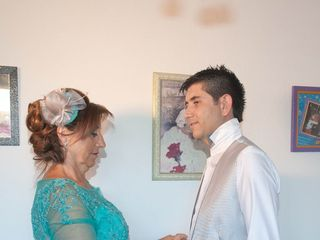 La boda de Luci y Miguel 1