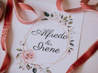 La boda de Alfredo y Irerne 1
