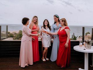 La boda de Alfredo y Irerne 3