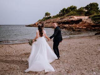 La boda de Alfredo y Irerne