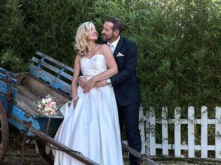 La boda de Caroline y Luis