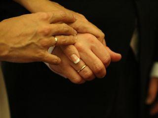 La boda de Rafa y Lena