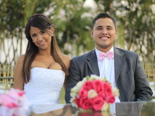 La boda de Marlin   y Cristian