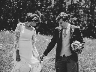 La boda de Elena y Mariano