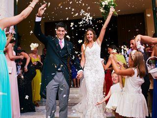 La boda de Irene y Eloy
