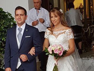 La boda de Merche  y Juan