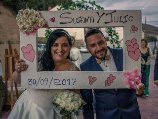 La boda de Susana y Julio