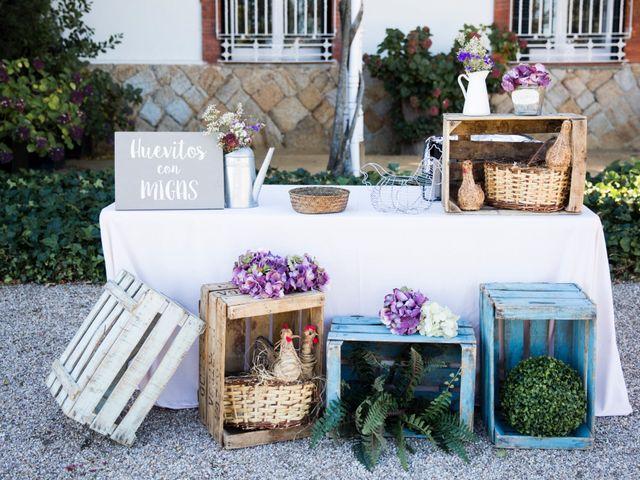 La boda de Manuel y Anna en Torrelodones, Madrid 11