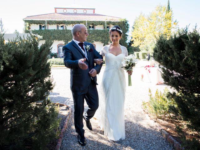 La boda de Manuel y Anna en Torrelodones, Madrid 25
