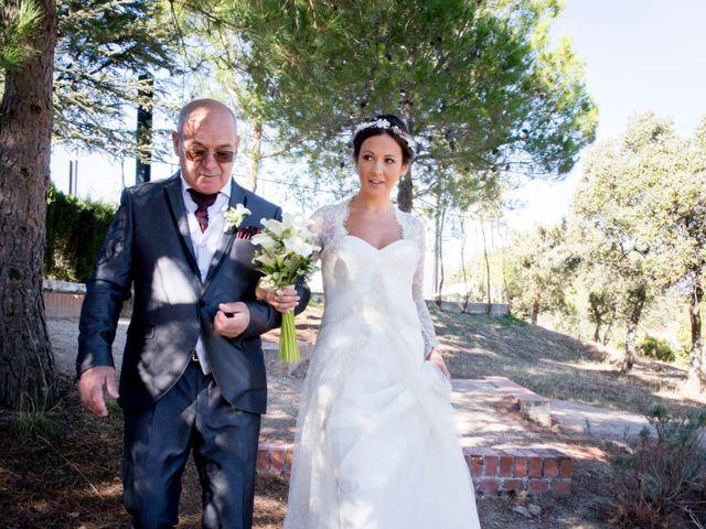 La boda de Manuel y Anna en Torrelodones, Madrid 26