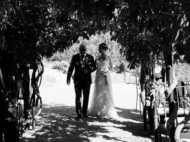 La boda de Manuel y Anna en Torrelodones, Madrid 27