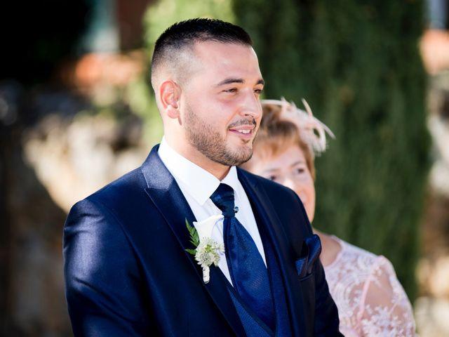 La boda de Manuel y Anna en Torrelodones, Madrid 28