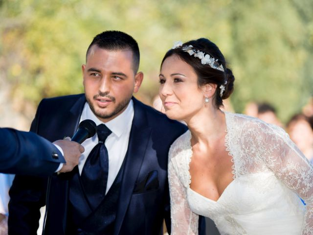 La boda de Manuel y Anna en Torrelodones, Madrid 32