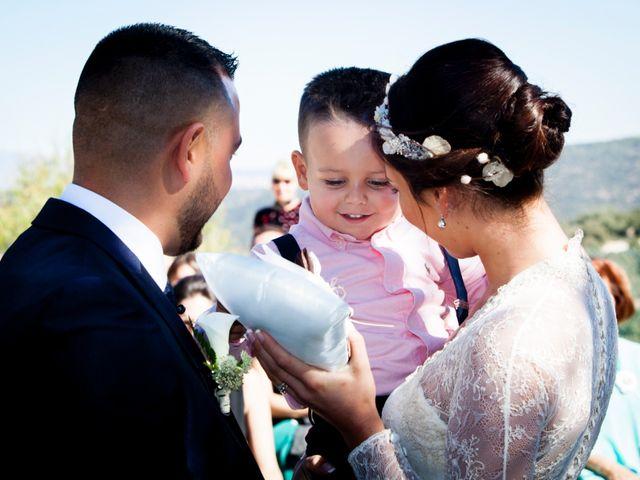 La boda de Manuel y Anna en Torrelodones, Madrid 35