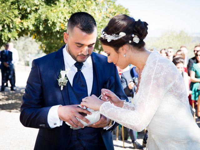 La boda de Manuel y Anna en Torrelodones, Madrid 36