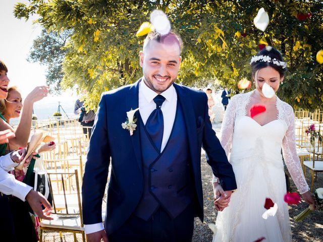 La boda de Manuel y Anna en Torrelodones, Madrid 38