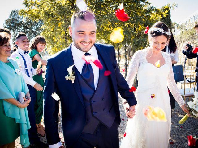 La boda de Manuel y Anna en Torrelodones, Madrid 39