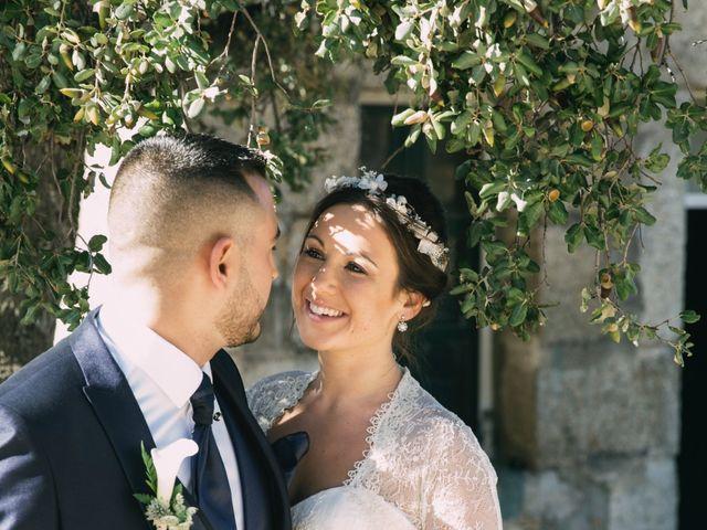 La boda de Manuel y Anna en Torrelodones, Madrid 40