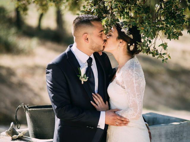 La boda de Manuel y Anna en Torrelodones, Madrid 41