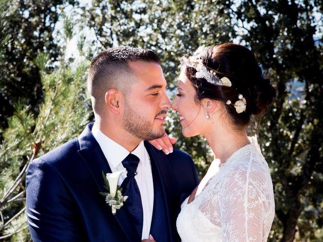 La boda de Manuel y Anna en Torrelodones, Madrid 42
