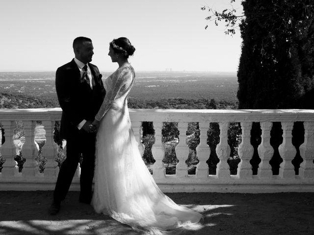 La boda de Manuel y Anna en Torrelodones, Madrid 46