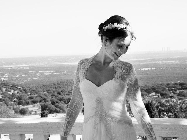 La boda de Manuel y Anna en Torrelodones, Madrid 48