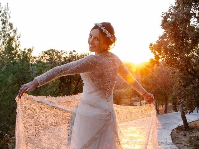 La boda de Manuel y Anna en Torrelodones, Madrid 52