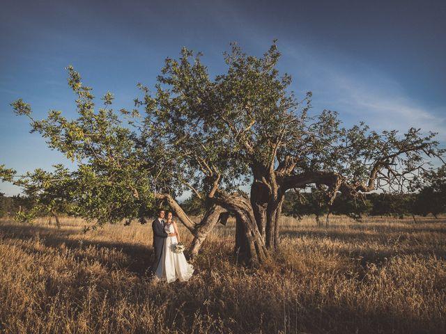 La boda de Miranda y Juan