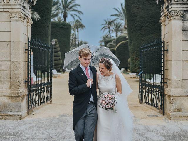 La boda de Inma y Bernie