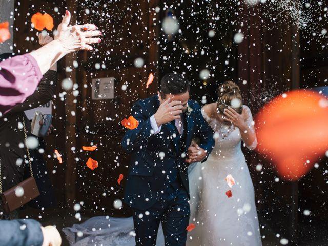 La boda de Susy y Rafa